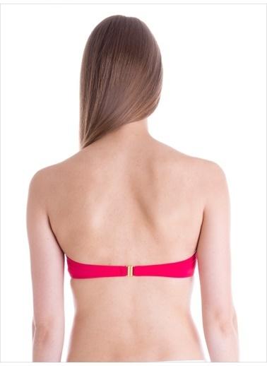 Ayyıldız Bikini Üst Kırmızı